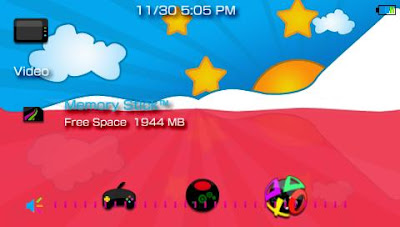 free psp themes for 5.00m33