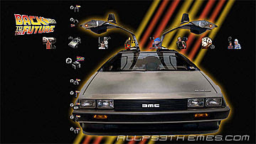 Free ps3 themes downloads back to the future ps3 theme