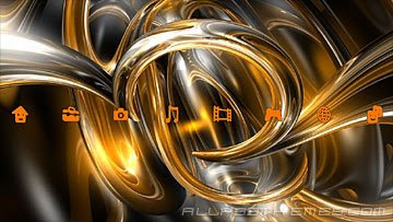 Free ps3 themes abstract