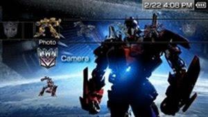 free transformer psp themes
