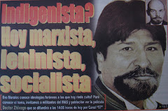 """""""ME DECLARO MARXISTA, LENINISTA, COMUNISTA COCALERO"""