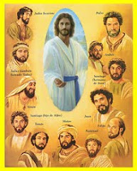 LOS 12 APOSTOLES DE JESUS