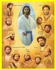 LOS 12 APOSTOLES DE JESUS