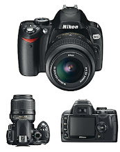 My Equipment - Nikon D60