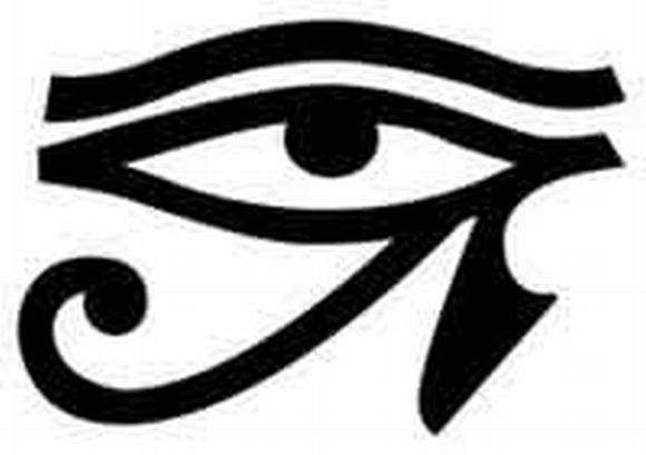 Eye of Horus Tattoo Design 4333369555 55650bdd92 m Design Your Tattoo: Easy