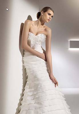 Pronovias wedding dress   Collection