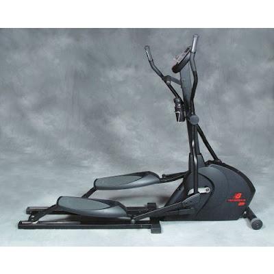 glider elliptical weslo 2.0
