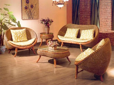 Design living room living room furniture living room for Wicker living room furniture
