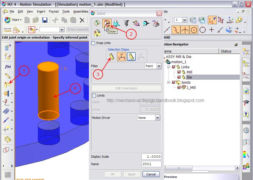 how to use unigraphics nx4 motion simulation in timing diagram rh mechanical design handbook blogspot com Gaui NX4 Honeywell NX4