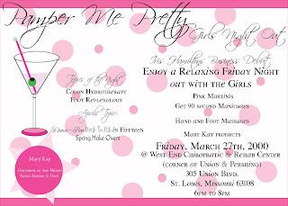 Mary Kay Invite Magglebrooks