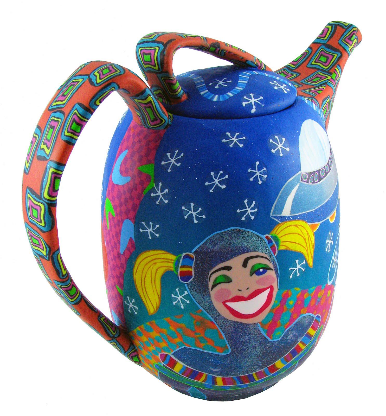 Wanda Shum Design 2010 Teapot Finally