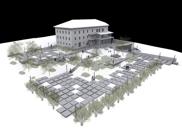 Rocco zanoni concorso di idee relativo alla progettazione for Software di progettazione della pianta della casa