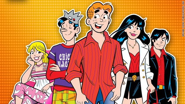 Archie Andrews Cartoon Image