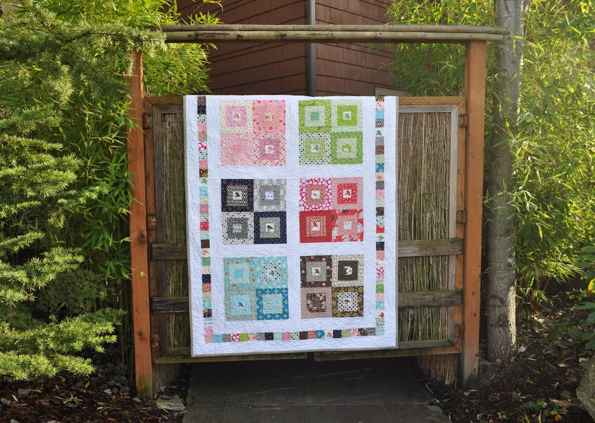 The Kerchief Girl Quilt