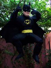 Muñeco piñata Batman