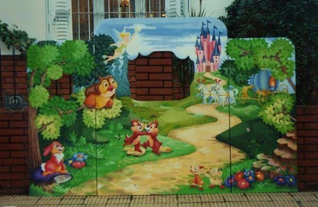 Bosque DIsney