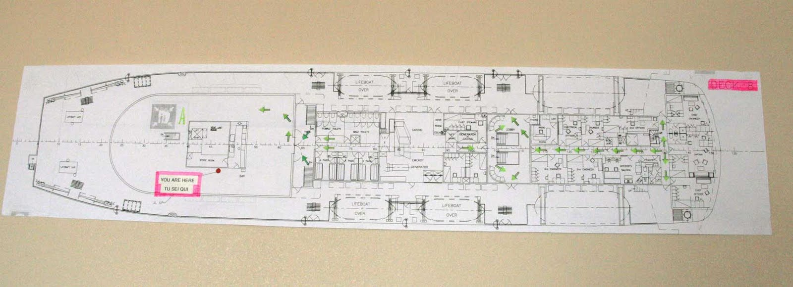 Britannia Deck Plan Plans And Designs Cruise Ship