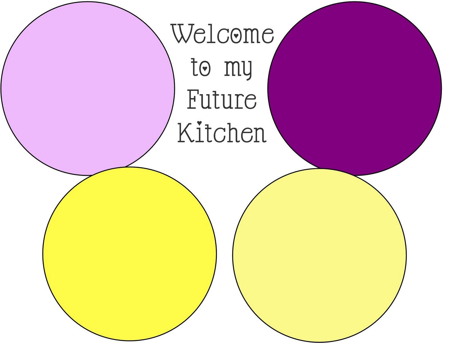 Home Furniture Decoration Kitchen Accessories Purple