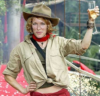 Cerys Matthews leaves the jungle