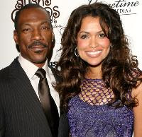 Eddie Murphy with Tracey Edmonds