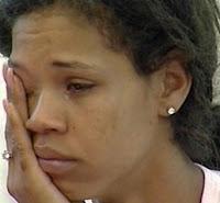 Charley Uchea tears