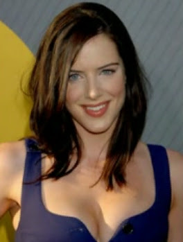 Michelle Ryan cleavage