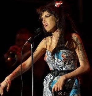 Amy Winehouse emphysema