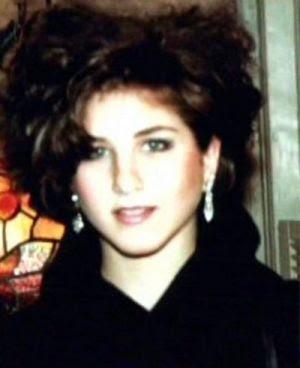 A young Jennifer Aniston