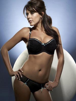 Danielle Bux La Senza lingerie