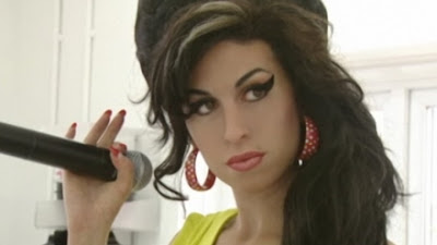 Amy Winehouse waxwork