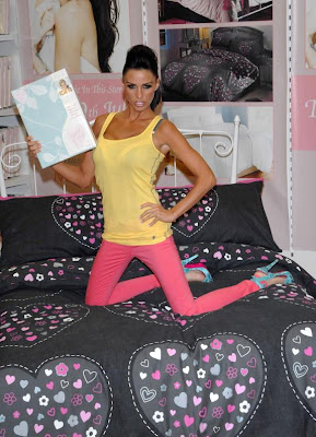 Katie Price bedding