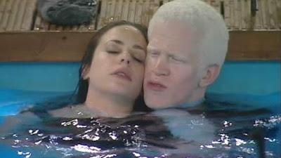 Sara Folino and Darnell Swallow