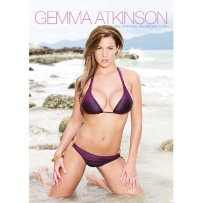 Gemma Atkinson 2009 calender