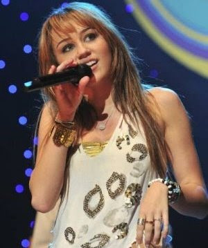 Miley Cyrus BBC Switch Live