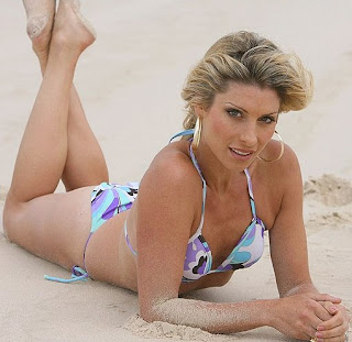 Dani Behr bikini pic