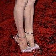 Dita Von Teese feet