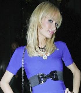 Paris Hilton loses jewels