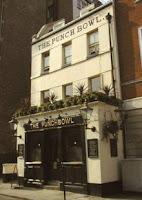 Punch Bowl pub Mayfair London
