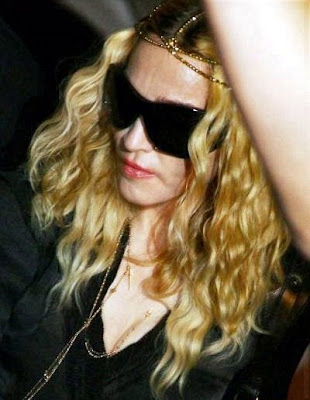 Madonna in Brazil