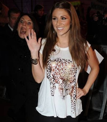 Lucy Pinder Celebrity Big Brother