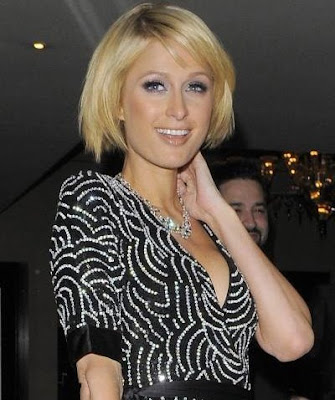 Paris Hilton in London