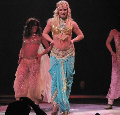 Britney Spears: The Circus: Starring Britney Spears Tour