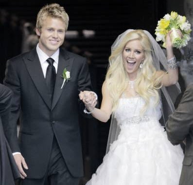Heidi Montag and Spencer Platt