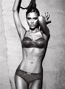 Victoria Beckham in her underwear