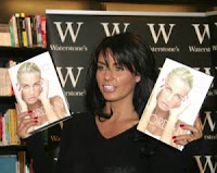 Katie Price selling herself