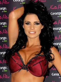 Katie Price bra photo