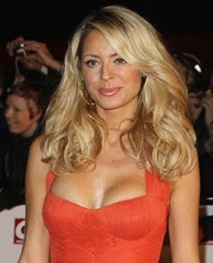 Tess Daly cleavage