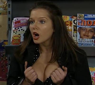 Helen Flanagan boobs