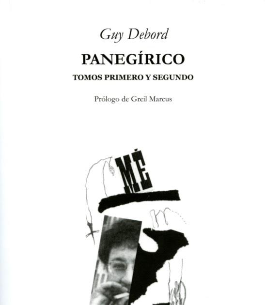 Literatura en primera persona, memorias, ficción autobiográfica, etc. Panegirico