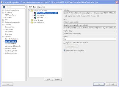 Java / Oracle SOA blog: Using Exadel Fiji for Flex in JDeveloper 11g